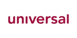 Universal.at Logo